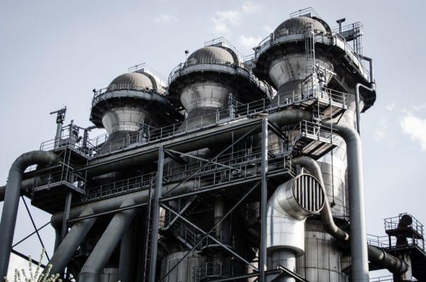 Entsorgung von Industrieabfall
