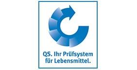 Wir sind QS zertifiziert