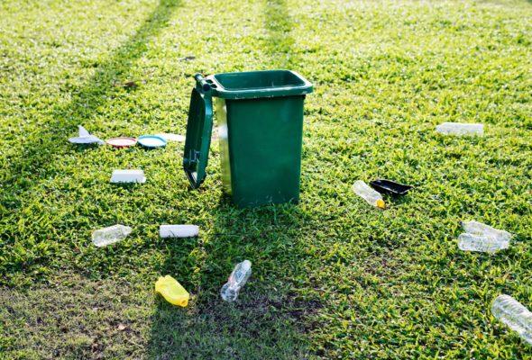 Recycling von Kunststoffabfällen